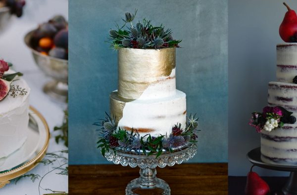 Guide to wedding cake styles